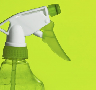 White Glove Green Cleaner